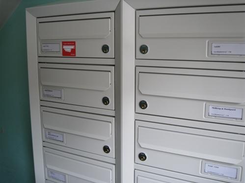 Nyt postkassestystem