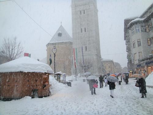 Iglesia de Cortina d Ampezzo