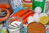 Karottenkuchen | Carrot Cake (Soupflower's Blog) Tags: recipe baking vegetarian sweets imadethis iatethis kuchen backen gebäck süsses vegetarisch karotten rezept möhrentorte soupflowers karottenkuchen rüblikuchen spflwrs