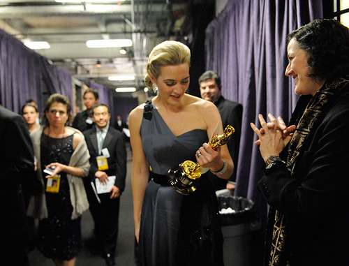 2009 Oscars: Best Actress winner Kate Winslet
