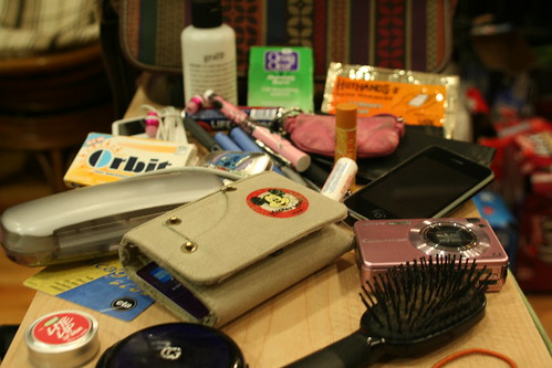 What's In My Bag - February 23, 2009