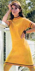 Colleen Corby Dacron Fabrics 1967_6 (Matthew Sutton (shooby32)) Tags: magazine model mod colleen 1960s corby seventeen