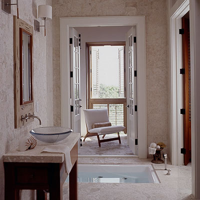 bathroom-sunken-tub-l coastal liv