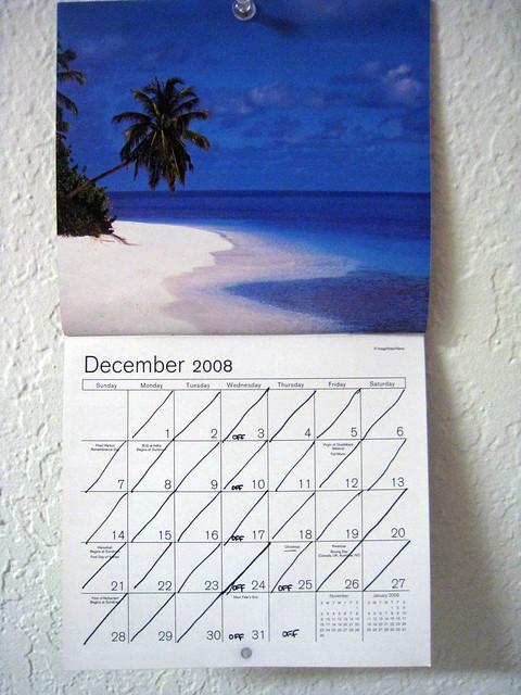 calendar year (12-30-08)
