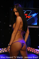 Miss Howard TV March: Janessa Brazil (HowardTV) Tags: march howardstern howardtv misshowardtv janessabrazil