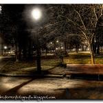 Torrelavega - Parque Manuel Barquin - El Cazador de bancos / Bench Hunter Part IX