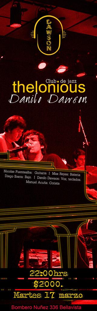 Danilo Dawson Thelonious Marzo