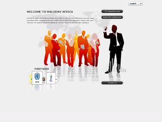 Waliiday, salon de recrutement virtuel pour l'Afrique