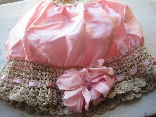 Vintage Boudoir Hat by you.
