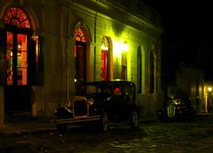 Colonia del Sacramento (Py All) Tags: street heritage southamerica car uruguay voiture unesco cobblestone colonia rue worldheritage pav coloniadelsacramento amriquedusud vieillevoiture