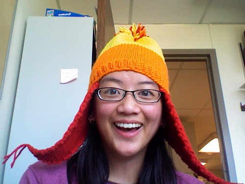 Jayne Hat Modeled 1