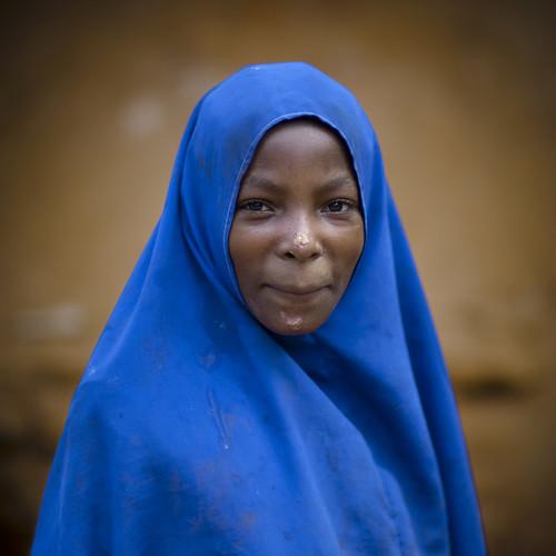 Swahili girl Zanzibar