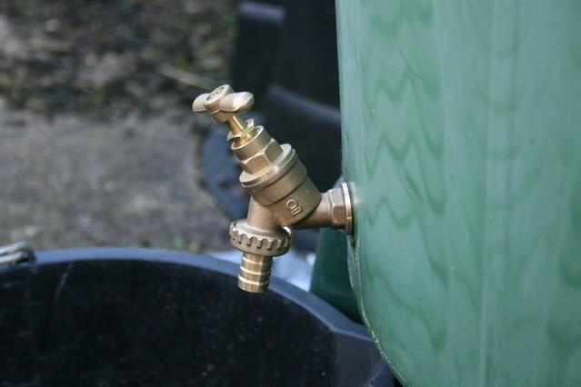 Shiny new tap