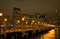 Pier7 at San Francisco (zeping) Tags: sanfrancisco lighting nightshot afterdark pier7 mywinners