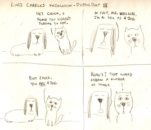 366 Cartoons - 043 - Lord Charles Kegglehorn-Doppeldorf III