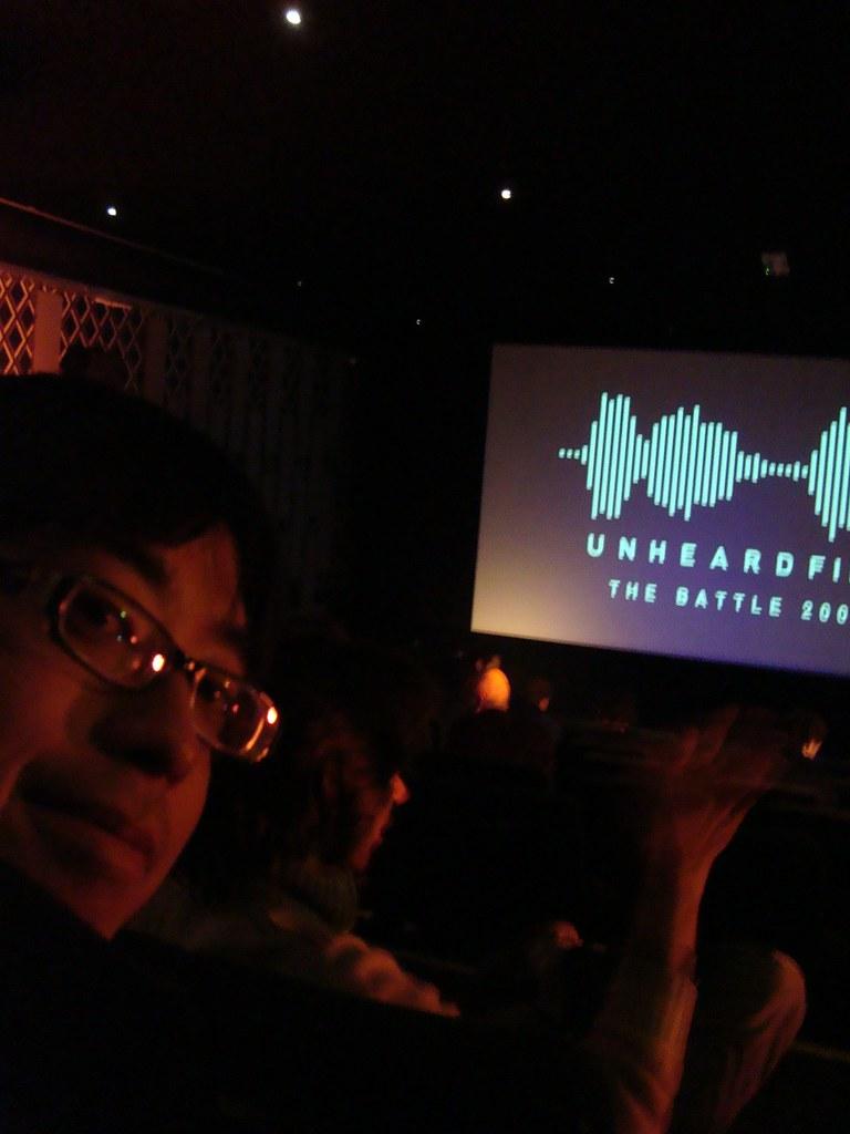 Unheard Film Festival-Battle 2009