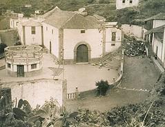 Colapso y derrumbre de la Torre del Campanario-El Tanque