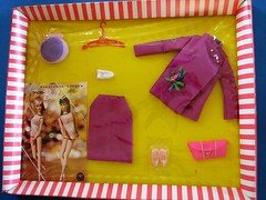 Vintage Barbie Japanese Exclusive Fashion NRFB for sale (Big Red Angel) Tags: nrfb vintagebarbie vintagebarbiejapaneseexclusivefashion barbiejapanesefashion