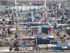 TSA Security Lines