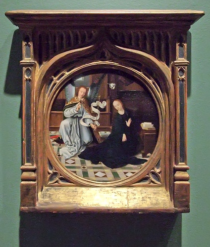 Saint Louis Art Museum, in Saint Louis, Missouri - Annunciation 2