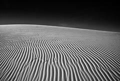 morning ripples (dicksoto) Tags: newmexico whitesands ripples gypsum sanddunes whitesandsnationalmonument alkaliflattrail