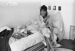 Anna Karina (hannah karina) Tags: portrait people smiling set movie french 1 clothing bed bedroom women furniture robe cigarette room fulllength performingarts performing smoking indoors actress acting prominentpersons celebrities whites females copyspace performer bathrobe adults movieset danes europeans facialexpression youngadults youngadultwoman scandinavians movieactress annakarina pierrotlefoumotionpicture1965