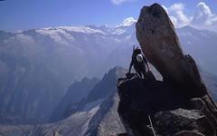 Bernese Alps, fantastic granite ridge, Diamantstock (Eifeelgood) Tags: mountains schweiz switzerland suisse swiss favorites alpine alpin alpinemountains granitegneiss eifeelgood