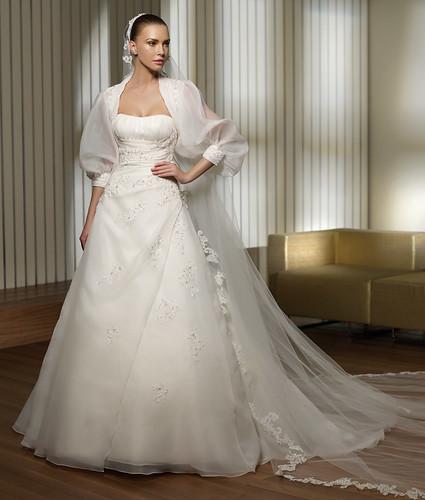 Bridal Wedding Gown dress