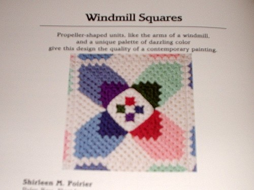 Windmill Squares