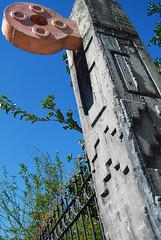 Aro de Juego - Buenavista, Tlaxcala, Mexico (Martintoy) Tags: game church ball mexico mesoamerica boat nikon ship aztec ring mexican buenavista nikkor juego ringo 2009 templo aro tlaxcala nikoncapture d80 nx2 1855mmf3556gedii parroquiadesanandres barcadesanandres