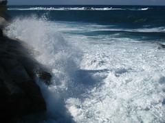 Rough Sea (betta design) Tags: sea white nature mar sydney australia coogee randwick isawyoufirst onlythebestare landscapesdreams beachwearnewgroup