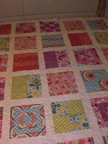 quilting part done :)