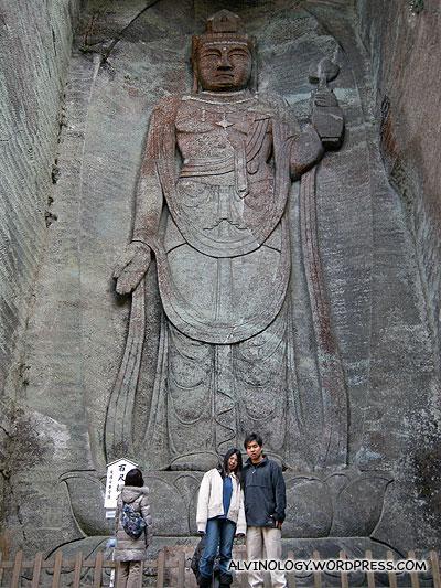 The giant Guang Yin