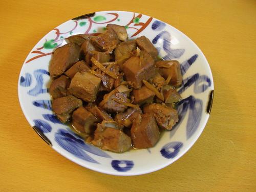 Maguro no tsukudani