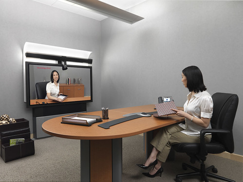 Cisco Telepresence Recording Studio