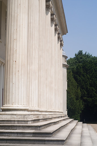 Pillars & steps