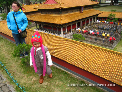 kid and Temple of Confucius