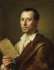 Johann Joachim Winckelmann Raphael Mengs after...