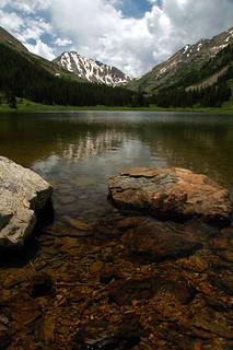 Frying Pan Lakes - Colorado