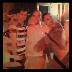 16_07_09 (Matth Van Mayrit) Tags: madrid square noche lomo fiesta azotea terraza iphone 500x500 crculodebellasartes