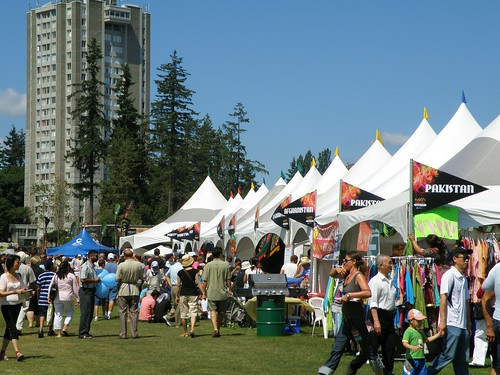 Fusion Festival, Surrey, BC