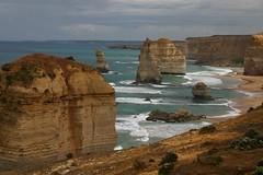 The Twelve Apostles. South Australia.