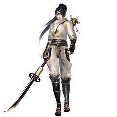 Ninja Gaiden Sigma 2 - Momiji costume