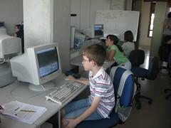 Campus infantil de programación con software libre