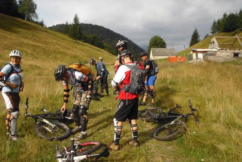 Trail bei Vocogno