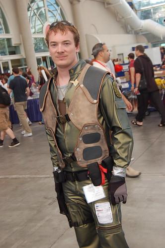 Comic Con 2009: Viper Pilots
