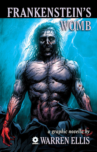 Frankenstein's Womb Convention Cover