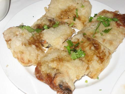crispy tofu skin
