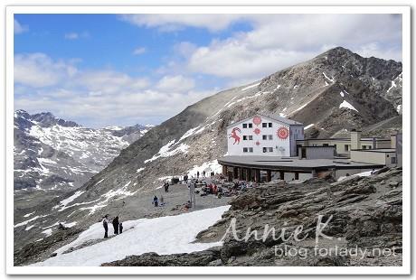 Diavolezzag山頂4