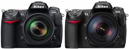 Nikon D300S vs Nikon D300
